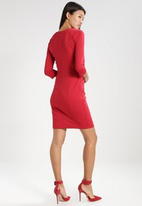 Kaffe - INDIA  - Shift dress - haute red - 3