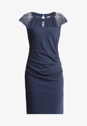 TANJA INDIA DRESS - Robe fourreau - vintage blue