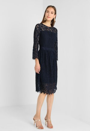 SILLE DRESS - Robe de soirée - midnight marine