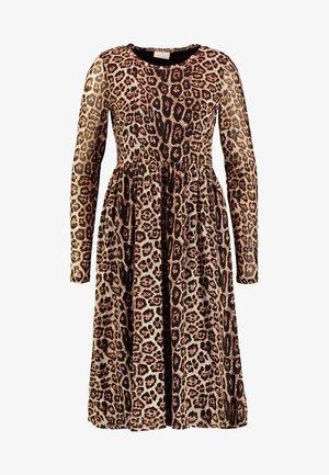KALAURENCE DRESS - Robe d'été - black deep