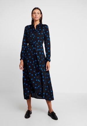 KAOLINE DRESS - Skjortekjole - black deep