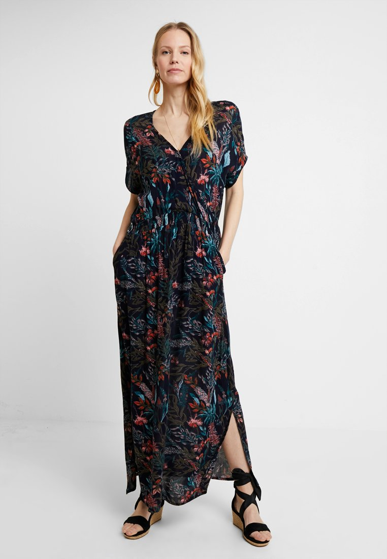 Kaffe - JENNIFER DRESS - Maxi-jurk - midnight marine