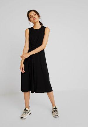 MALIN DRESS - Robe en jersey - black deep
