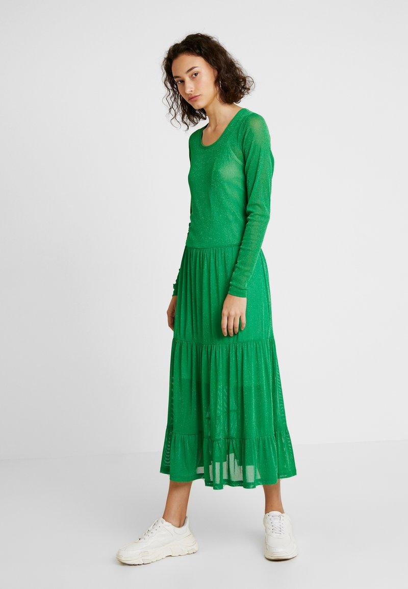 Kaffe - DINAH DRESS - Maxi dress - fern green