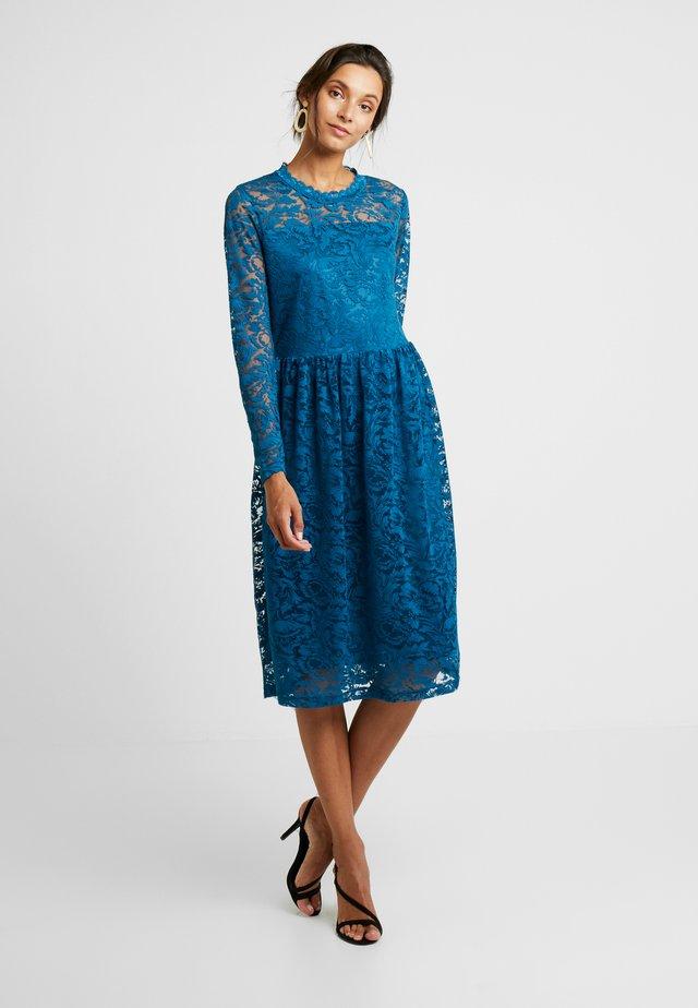 KAVILLI DRESS - Cocktailkleid/festliches Kleid - moroccan blue