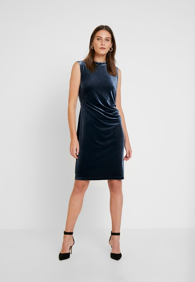 VALENTINE INDIA DRESS - Cocktail dress / Party dress - midnight navy