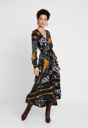 VIENNA DRESS - Skjortekjole - black deep