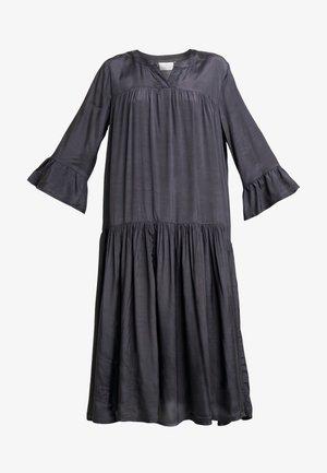 KATHEA 3/4 DRESS - Denní šaty - asphalt grey