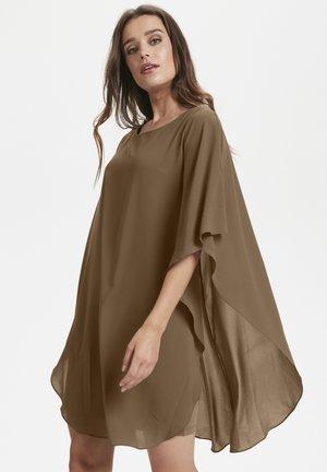 KAGLENDA - Vapaa-ajan mekko - light khaki
