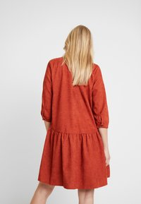 Kaffe - KACORINA - Shirt dress - picante - 3