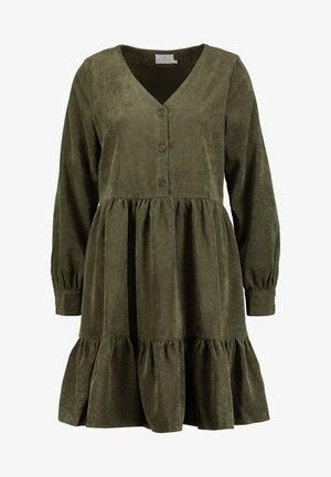 KACORINA DRESS - Korte jurk - grape leaf