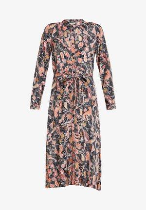 ILLO DRESS - Robe chemise - midnight marine