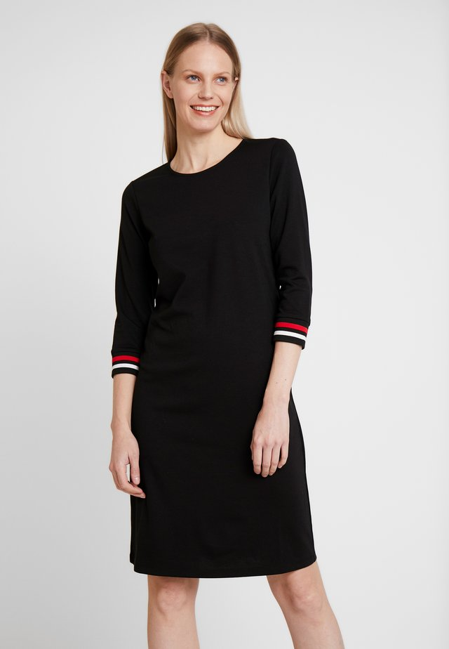 MADELINE DRESS - Denní šaty - black deep