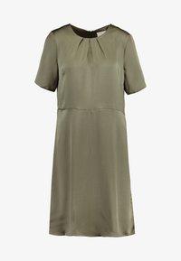 Kaffe - KAFOLDY DRESS - Day dress - grape leaf - 5