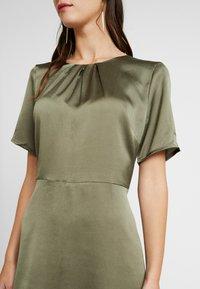 Kaffe - KAFOLDY DRESS - Day dress - grape leaf - 6