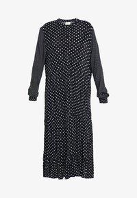 Kaffe - DOTTA AMBER DRESS - Maxi šaty - black deep - 4