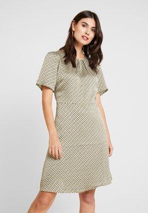 KAFOLDY ALVI DRESS - Day dress - moss