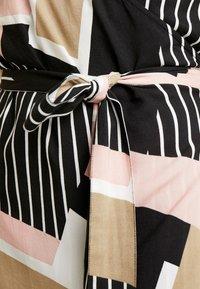 Kaffe - KAVERENA WRAP DRESS - Robe d'été - peach beige - 6