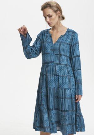 KATRACI  - Vapaa-ajan mekko - moroccan blue