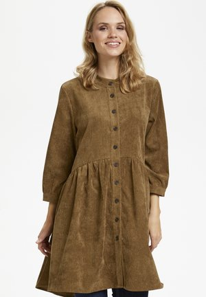 KACORINA  - Shirt dress - toffee