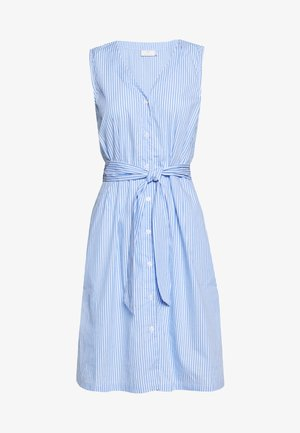 KAROXANNE DRESS - Shirt dress - light blue