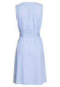 Kaffe - KAROXANNE DRESS - Blusenkleid - light blue - 1