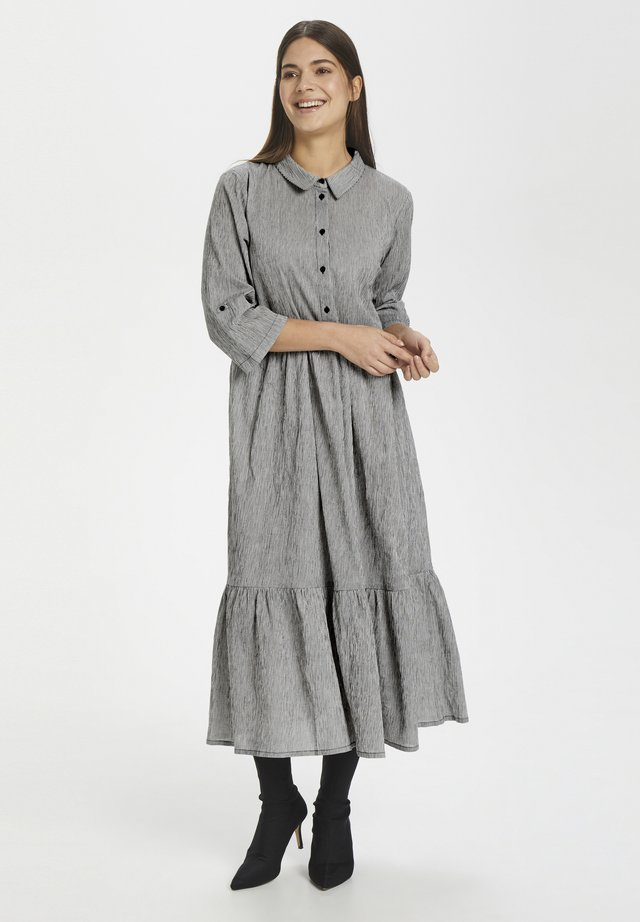 KAVIVIAN  - Shirt dress - black deep