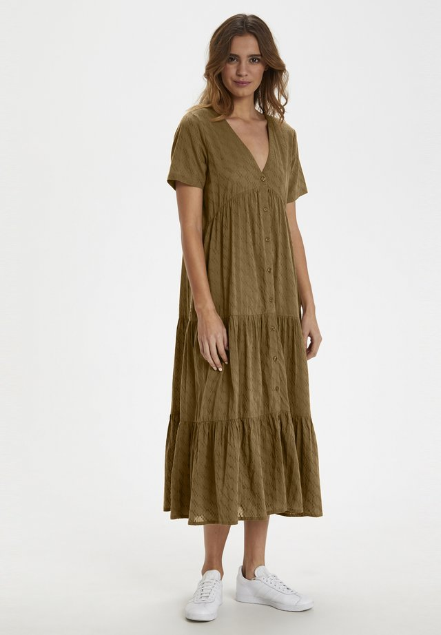 KADONIA  - Shirt dress - ermine