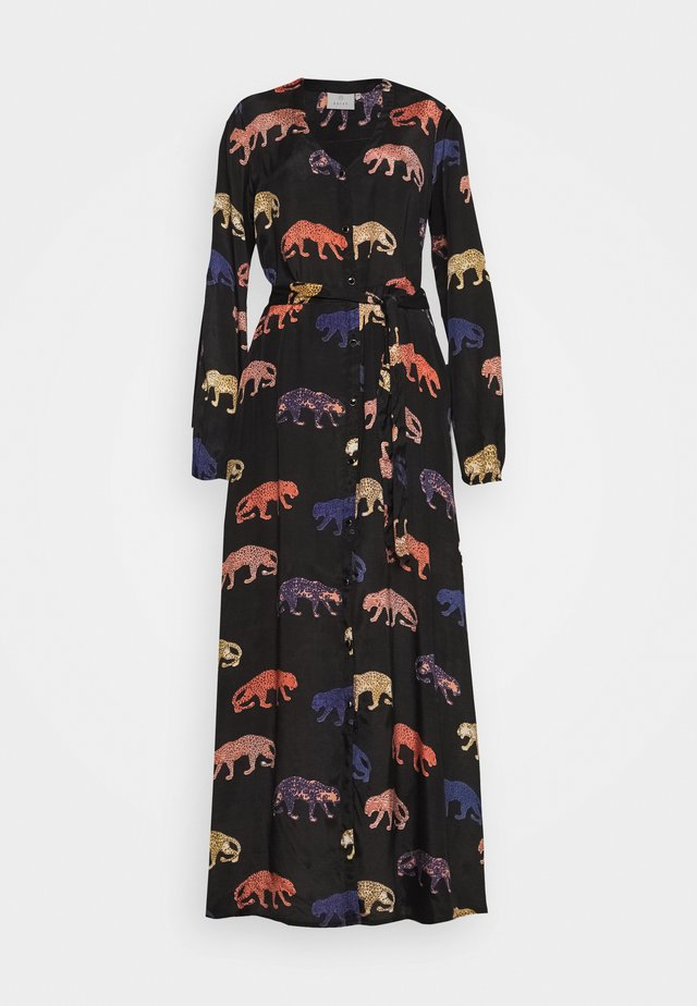 SHEETA DRESS - Maxi-jurk - black deep