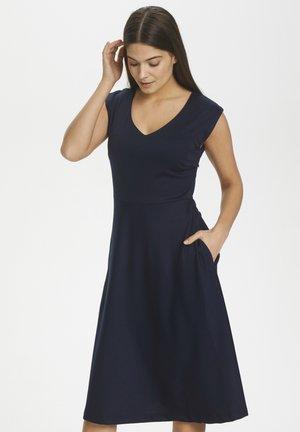 KAAMAYA DRESS - Vestido ligero - midnight marine