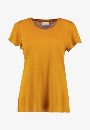ANNA  - T-shirt basic - buckthorn