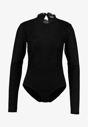 KALANA BODYSTOCKING - Long sleeved top - black deep