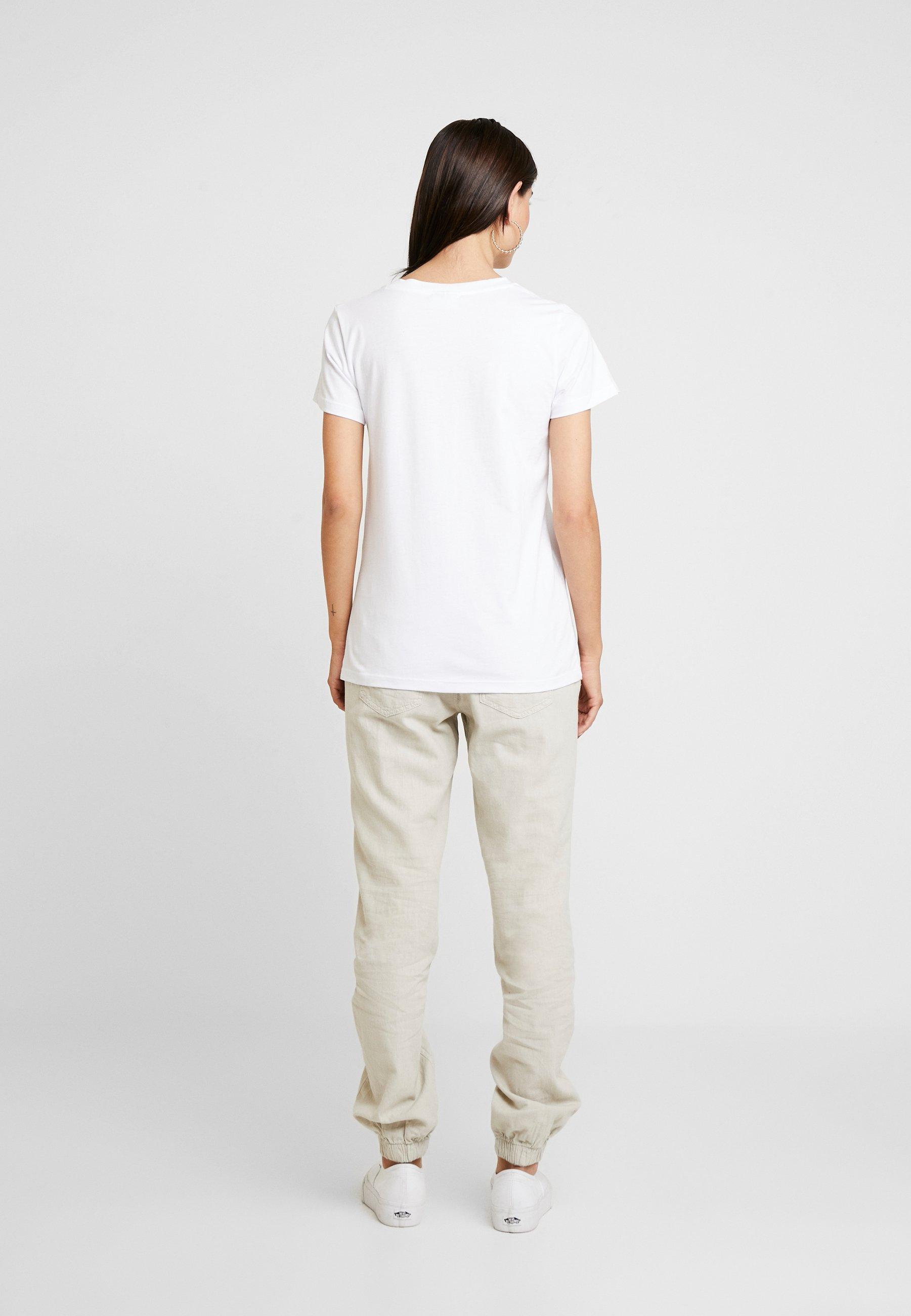 KayesT shirt Imprimé Kaffe Optical White l1TKFJc