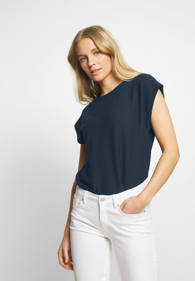 BETH - Basic T-shirt - midnight marine