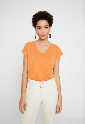 KALISE - T-shirt basic - orange ochre