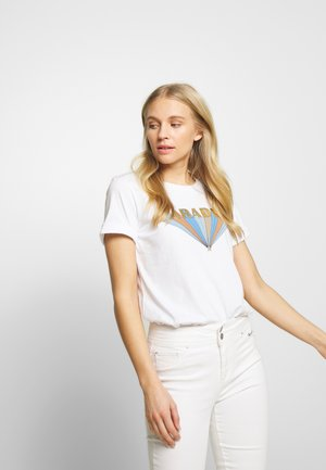 PARADISE - T-shirts med print - optical white