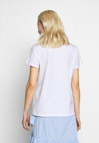Kaffe - KAVARNY - T-shirts print - optical white - 2