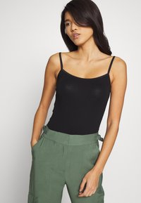 Kaffe - KASIRA STRAP - Top - black deep - 0