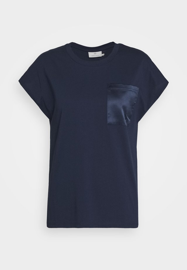 KABLANCA - T-shirt basic - midnight marine