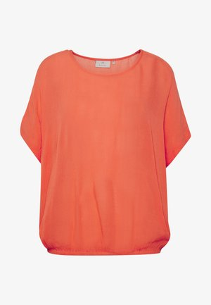 AMBER STANLEY - Blouse - living coral