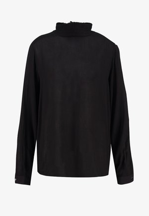 TRINE BLOUSE - Blus - black deep