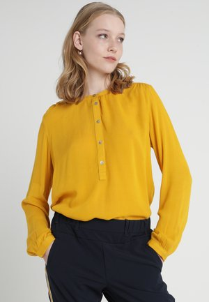 KARLA AMBER SHIRT LS - Blouse - nugget gold
