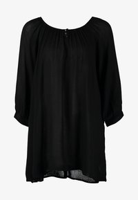 Kaffe - AMBER - Tunic - black deep - 3