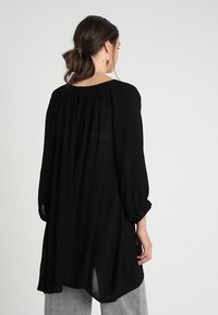 Kaffe - AMBER - Tunic - black deep - 2