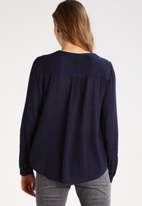 Kaffe - AMBER BLOUSE - Tunic - midnight marine - 2