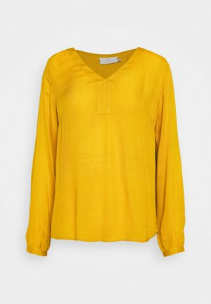 AMBER BLOUSE  - Bluser - inca gold