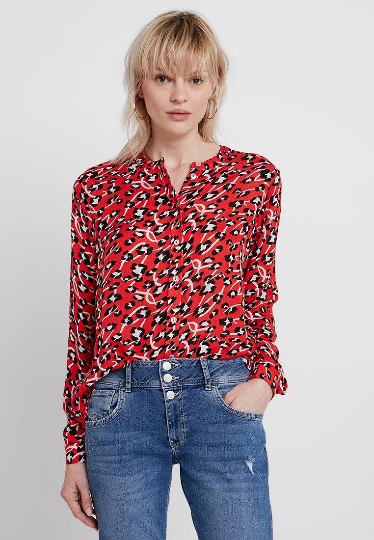 Kaffe - JOANNE - Button-down blouse - poppy red