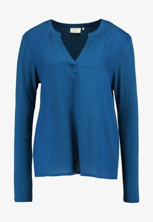 KACALINA BLOUSE - Blusa - moroccan blue