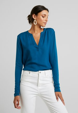 KACALINA BLOUSE - Blouse - moroccan blue
