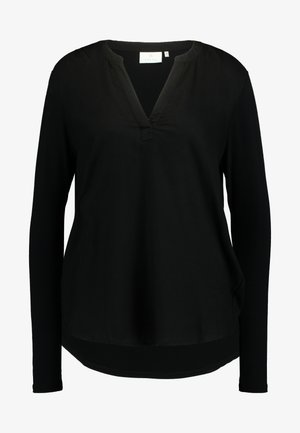 KACALINA BLOUSE - Bluse - black deep